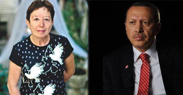 Oya Baydar'dan Erdoğan'a: Kuduz bulaşıcıdır