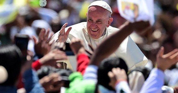 Papa Zapatistaların topraklarında yerlilere seslendi: Üzgünüm kardeşlerim