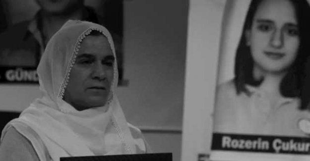 Rozerin Çukur'un annesi: Kızımın cenazesini verin