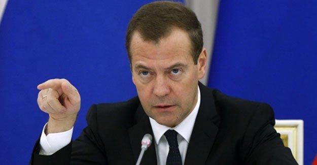 Rusya Başbakanı: Dünya savaşı çıkabilir