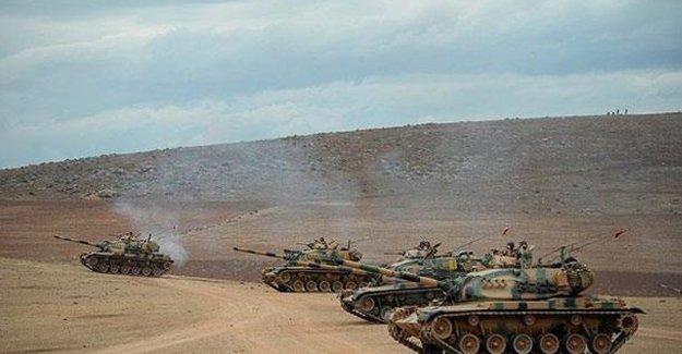 Rusya: Tel Abyad'a Türkiye'den saldırıldığına dair bilgi geldi