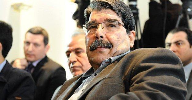 PYD Eş Başkanı Müslim: Azez şimdilik hedefimiz değil
