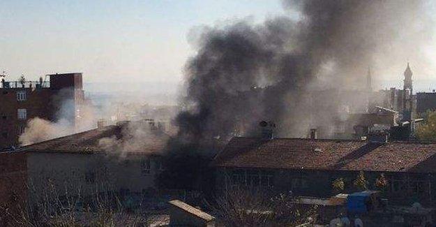 Sur, 48 saattir aralıksız bombalanıyor