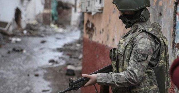 Sur'da yaralanan uzman çavuş hayatını kaybetti