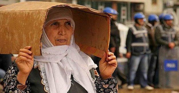 Sur'da mahsur kalan Fatma Ateş hayatını kaybetti