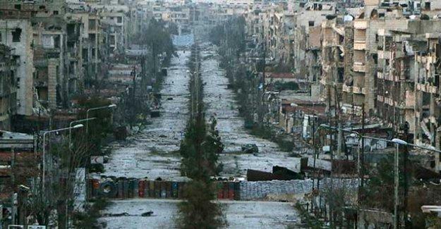 Suriye'deki savaşta nüfusun yüzde 11'i öldü ya da yaralandı