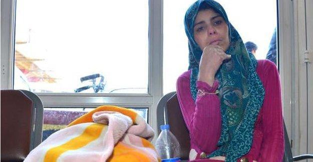Suriyeli bebek açlıktan öldü