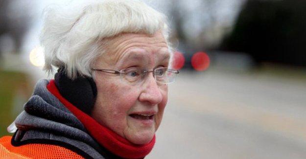 Tek kişilik çevre örgütü: 80 yaşındaki Larie McKeever