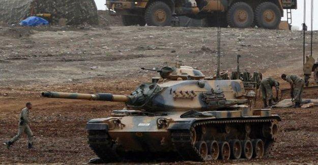 'Türkiye, ABD'nin rızası olmadan Suriye'ye girmez'