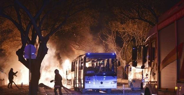 Ankara patlamasını üstlendiler