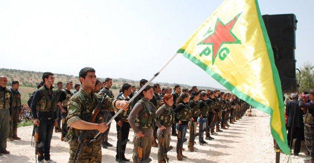 'YPG, Minnağ hava üssünün adını 'Serok Apo' olarak değiştirdi'