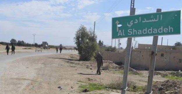 YPG, IŞİD'in Rakka-Musul bağını sağladığı Şeddadi'yi aldı