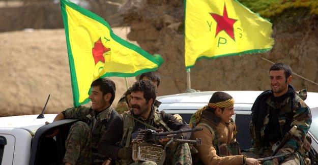 YPG öncülüğündeki Demokratik Suriye Güçleri, Tel Rıfat'ı kontrolü altına aldı