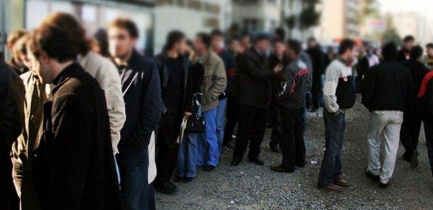 2015'te işsizlik oranı yüzde 10.3