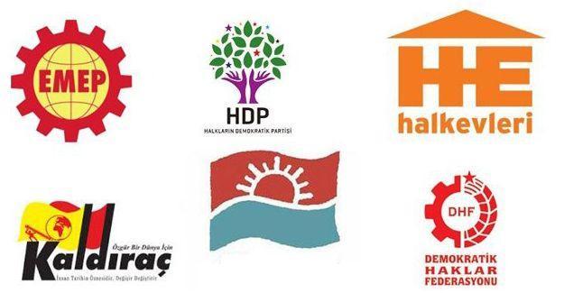 25 parti ve örgüt ortak mücadele imkanlarını değerlendirdi