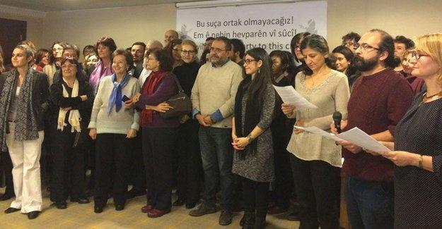 ABD'li akademisyenlerden Türkiye çağrısı