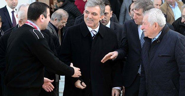 Abdullah Gül'den Boydak açıklaması geldi