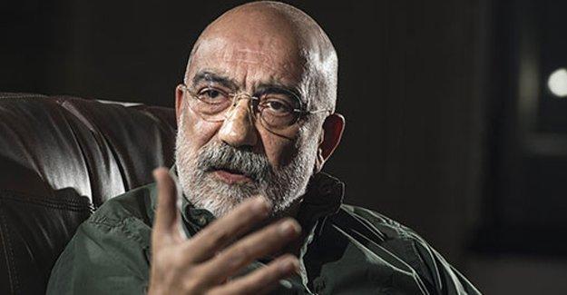 Ahmet Altan'dan Erdoğan'a: Sizin yanınızda değiliz