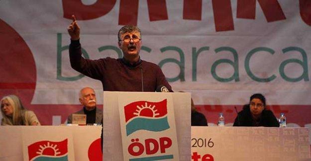 Alper Taş: Cizre, Sur, Yüksekova zapt edilirse Erdoğan başkanlık rejimini inşa edecektir