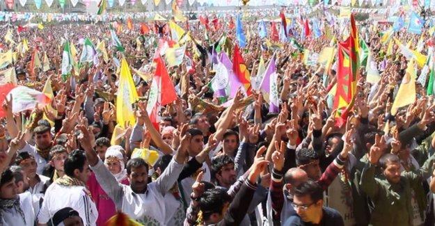 Ankara'da Newroz kutlaması yasaklandı