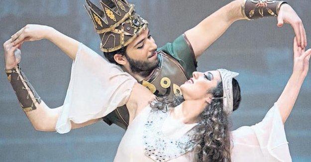 'Ara & Şamiram' dünyada ilk defa İstanbul'da sahneleniyor