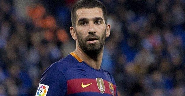 Arda Turan, attığı golle Barcelona tarihine geçti