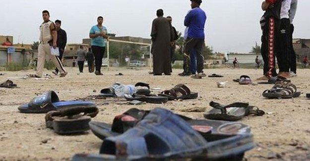 Bağdat'taki stadyum saldırısını yapan canlı bomba çocuk