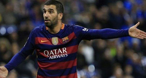 Barça'dan Arda'ya ceza