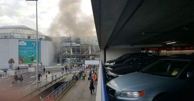Brüksel'de patlamalar: En az 26 kişi hayatını kaybetti