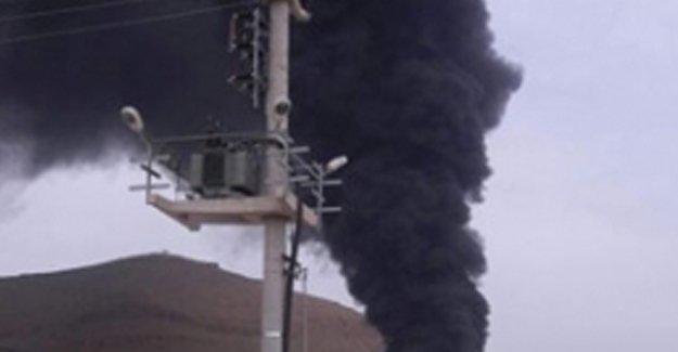 Çadır kentte yangın: 3 çocuk hayatını kaybetti
