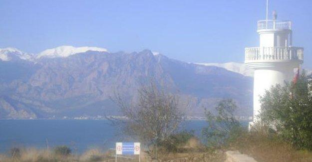 Çevre Bakanlığı, Antalya'da 1.derece SİT alanını imara açtı