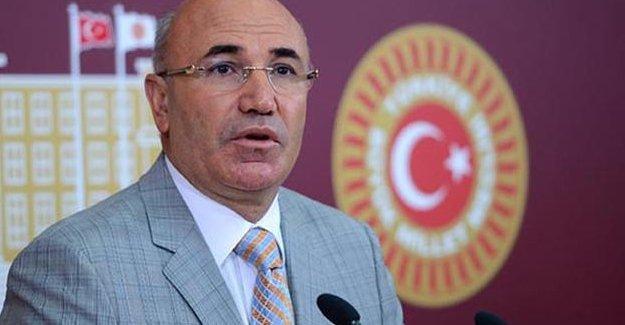 CHP'li Tanal, Bekir Bozdağ'ı barodan sildirmek için dilekçe verdi