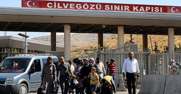 Cilvegözü Sınır Kapısı kapatıldı