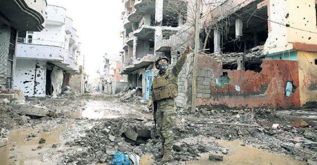 Cizre'de öldürülen 5 kişi daha teşhis edildi