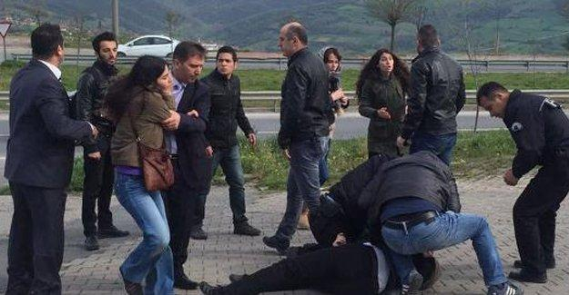 """Çocukların """"imdat"""" çığlığı attığı merkezde öğrencilere polis müdahalesi"""