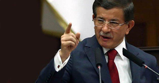 Davutoğlu, Cuma günü Sur'a gidiyor