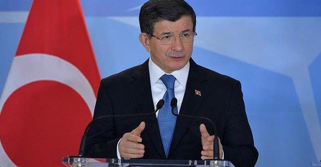 Davutoğlu'ndan Kilis açıklaması