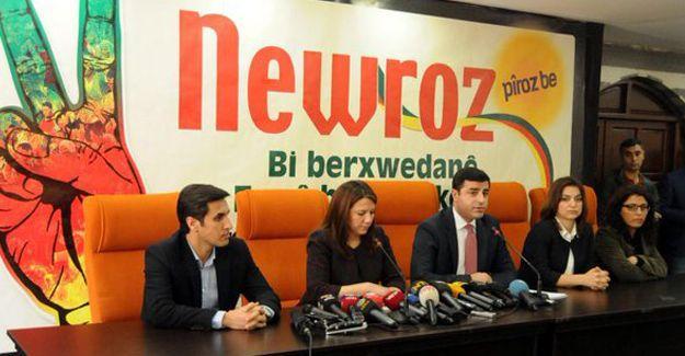 Demirtaş: Newroz'larda verilen mesajlar değerlendirilseydi bugün cenazeler olmayacaktı