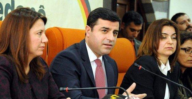 Demirtaş'tan 'dokunulmazlık' açıklaması: HDP olarak evet oyu veririz