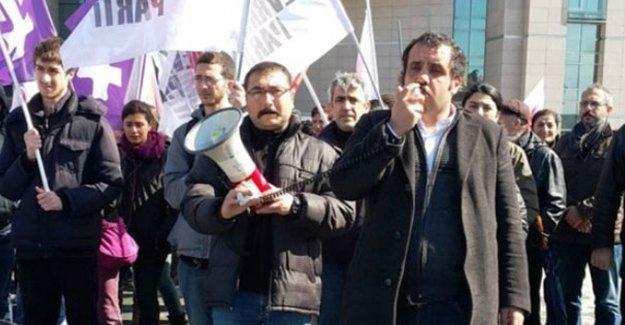 Devrimci Parti üyesi 5 kişi tutuklandı