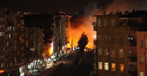 Diyarbakır Bağlar'da çatışma: 2 kişi hayatını kaybetti