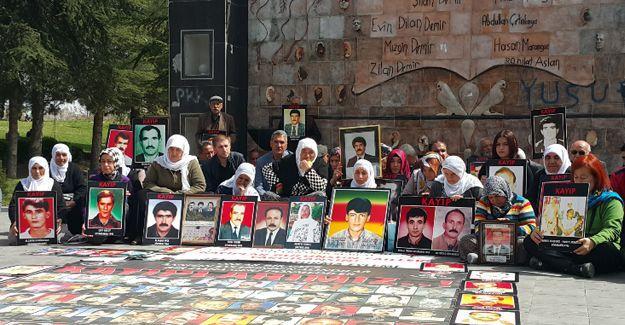 Diyarbakır Cumartesi Anneleri: Müzakere sürecine geri dönülmeli