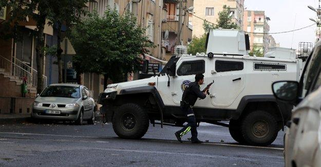 Diyarbakır'da çatışma: 1 kişi hayatını kaybetti, 1 yaralı