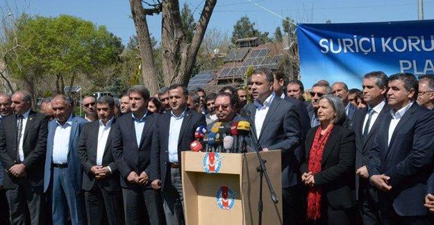 Diyarbakır'daki 310 kurumdan Sur açıklaması
