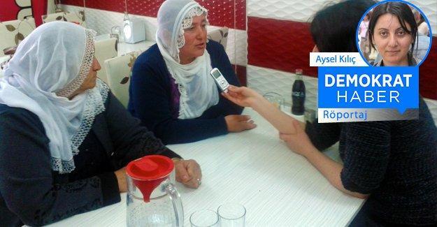Diyarbakırlı anneler: Devletin ordusu varsa, Kürt halkının da anaları var!