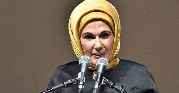Emine Erdoğan: Harem kadınları hayata hazırlayan bir eğitim yuvasıdır