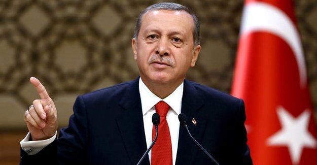 Erdoğan'dan Dündar ve Gül duruşmasına giden konsoloslara tepki