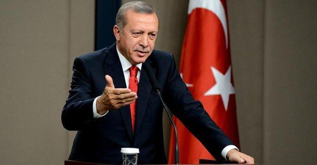Erdoğan'dan operasyonlar sonrası yapılacak 'kentsel dönüşüm' çalışmaları hakkında açıklamalar