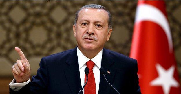 Erdoğan: Türkiye 10 Ağustos'ta yarı başkanlık sistemine geçti