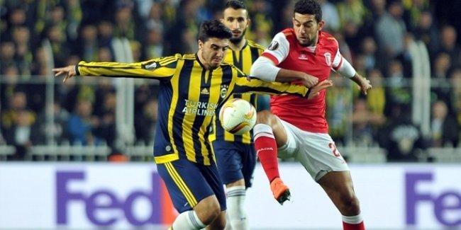 Fenerbahçe Portekiz'de havlu attı